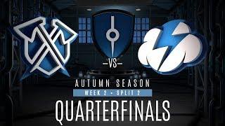 Tribe vs Tempo Storm - (NA) Vainglory8 Autumn Season S2W2