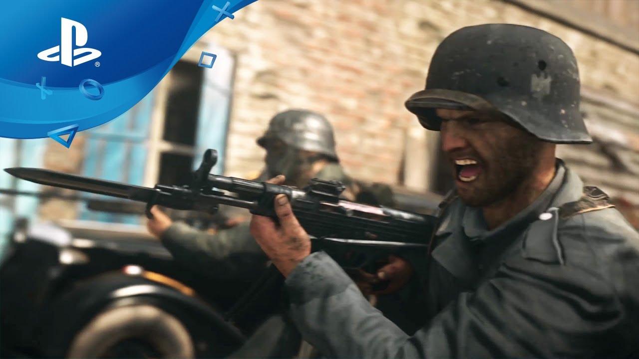 Euer erster Blick auf den Multiplayer von Call of Duty: WWII