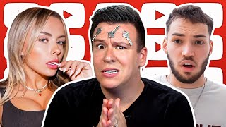 WOW! What Adin Ross Leaks Exposed, Corinna Kopf OnlyFans Lawsuits, Magnetic Anti-Vaxxers & More News