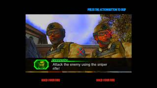 Ghost Squad 100% Walkthrough part 24, 720p HD (NO COMMENTARY)