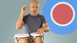 """Bongo Lesson """"Martillo"""" Rhythm"""