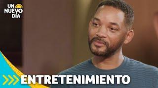 Así reacciono Will Smith a la confesión de infidelidad de su esposa | Un Nuevo Día | Telemundo