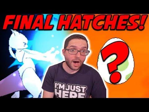 THE FINAL HATCHES! | Pokemon X & Y Randomizer Egglocke Co-Op Part 34