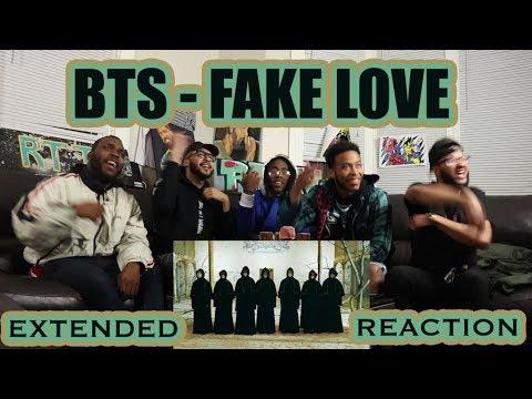 BTS (방탄소년단) 'FAKE LOVE' Official MV (Extended ver.) REACTION/REVIEW mp3