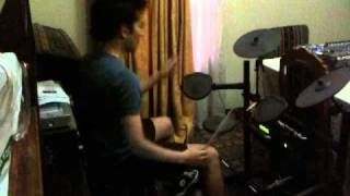 Time to be King - Masterplan (Drums Cover)