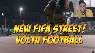 FIFA 20 - FIFA Street is Back!!  | Official Reveal Trailer ft. VOLTA Football - Live Reaction