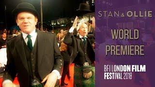 STAN & OLLIE World Premiere | BFI London Film Festival 2018