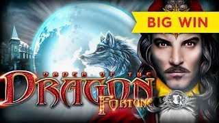 Order Of The Dragon Fortune Slot   BIG WIN, ALL FEATURES!
