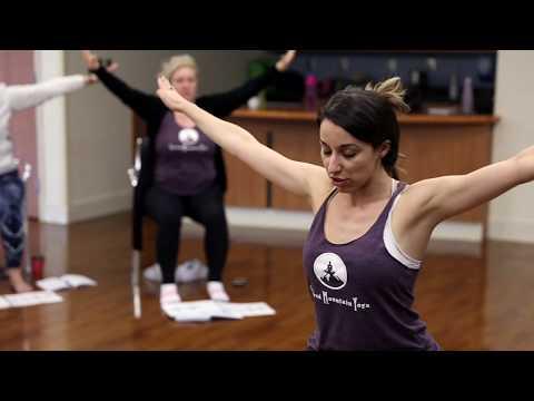 Chair Yoga: Level 1 Teacher Training - YouTube
