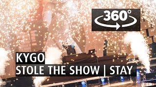 KYGO - STOLE THE SHOW | STAY - 360 Angle VR - The 2015 Nobel Peace Prize Concert