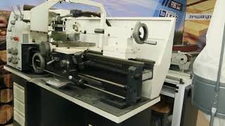 Токарно-винторезный станок FDB Maschinen Turner 180х300 Vario от компании ПКФ «Электромотор» - видео