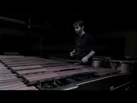 Me playing my arrangement of a jazz piano solo by Hiromi Uehara on marimba with Ayami Okamura!
