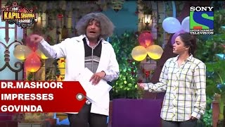Dr Mashoor Impresses Govinda  The Kapil Sharma Show