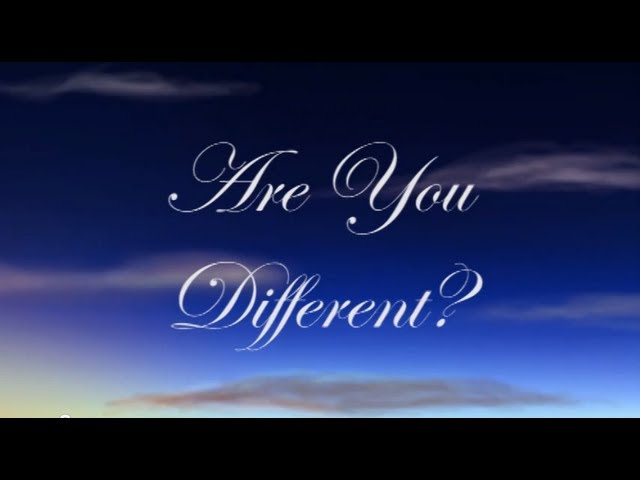 great to be different mp3