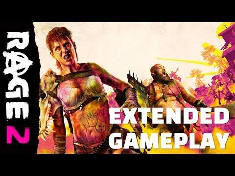 RAGE 2: Eden Assault – Extended Gameplay thumbnail
