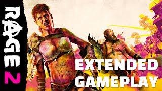 RAGE 2: Eden Assault – Extended Gameplay