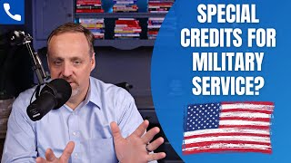 Special Earnings Credits for Military Service?