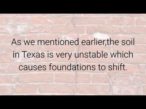 Foundation Repair in Texas – The Top Signs and Solutions for Serious Foundation Problems