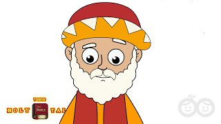 The Pharisee and the Tax Collector I Animated Bible Story | HolyTales Bible Storie