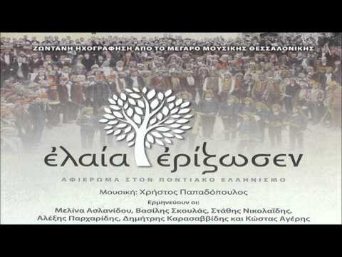 Δημήτρης Καρασαββίδης - Παναΐα μ Σουμελά