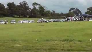 preview picture of video 'FGA Round 10 - Race 13 - Hampton, Malpas - 27th September 2014  - Youths'
