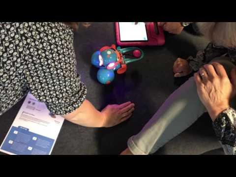 Leer robots besturen tijdens Vrijdag Blijdag in alle drie de bibliotheken