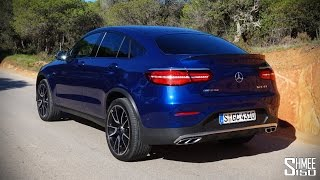 should my dad buy a mercedesamg glc 43 coupe?
