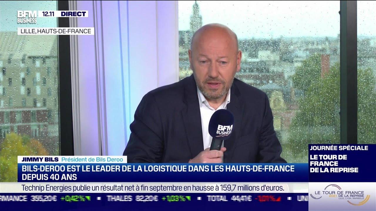 Bils-Deroo est le leader de la logistique dans les Hauts-de-France depuis 40 ans