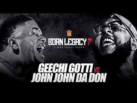 John John da don vs Geechi Gotti predictions