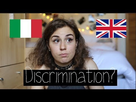 Do I Get Discriminated for Being Foreign? | doyouknowellie