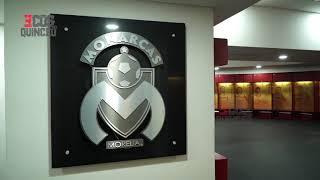 ¡ENTRAMOS AL ESTADIO MORELOS! / Comienza una nueva etapa de futbol en Morelia