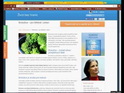 Celer citrony a diabetes