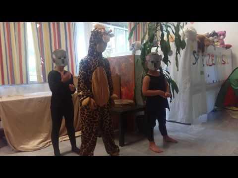 Australiedchen (Musical Felicitas Kunterbunt)