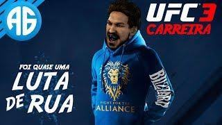 EA SPORTS UFC 3 #1 CARREIRA - CRIANDO LUTADOR E PRIMEIRA LUTA ELIMINATÓRIA (Português-BR) XBOX ONE