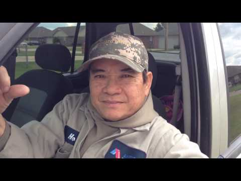 Mr. Ho Dip tells us his thoughts about Oklahoma Strong's recent work done on his home.