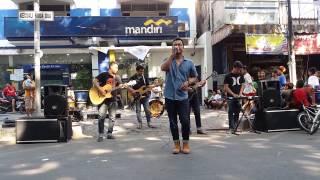Musisi Jalanan Purwodadi - Akhirnya Kumenemukanmu(naff Cover)