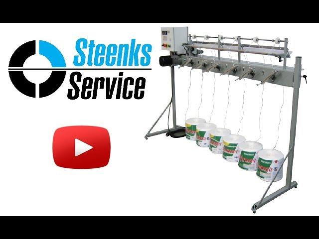 YouTube video | Tomato hook winding machine