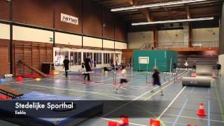 preview picture of video 'Bewegingsschool Eeklo'