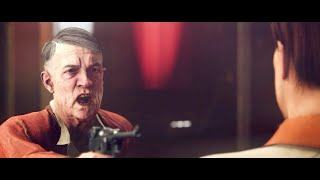 Wolfenstein II - The new Colossus - Hitlers Film Casting