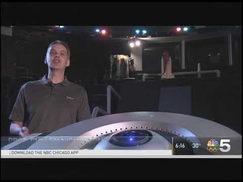 Prof Cullen Nicholson NBC 5 News - Jan. 30, 2018