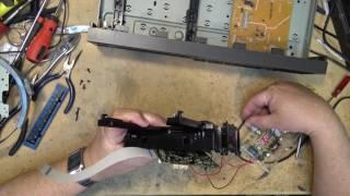 Technics SLPG100 CD player skiping
