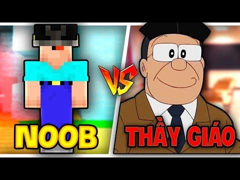 Troll NOOB Bằng THẦY GIÁO 20/11 Trong Minecraft!!