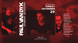 Paul van Dyk - Live @ Sunday Sessions #27 2020