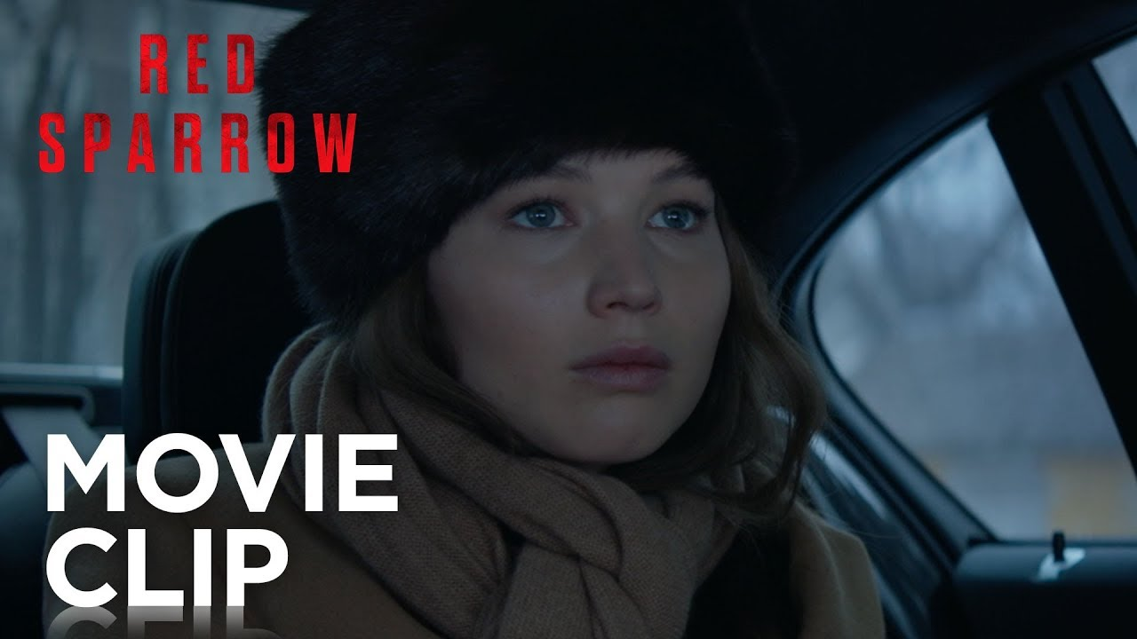 Red Sparrow - Hold Something Back