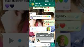 WhatsApp Songtext Prank (NimoHeute Mit Mir)