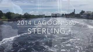 Used Sail Catamarans for Sale 2014 Lagoon 560