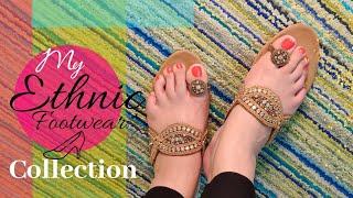 My Ethnic/Bridal Footwear Collection 2020 | Wedding Guest Special | Myntra/Metro/Mochi