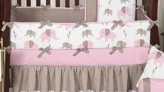 Baby Girl Crib Bedding Sets Cheap