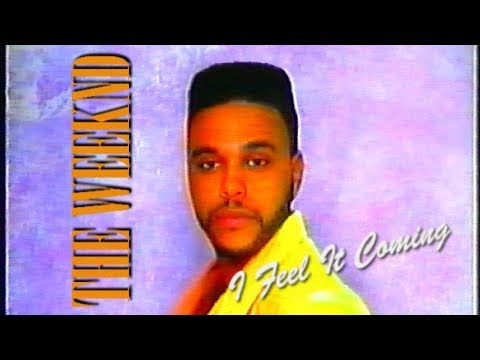 80s remix: The Weeknd - I Feel It Coming