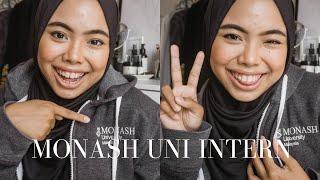 FROM STUDENT → STAFF @ MONASH UNIVERSITY MALAYSIA / HIDAYAH A.